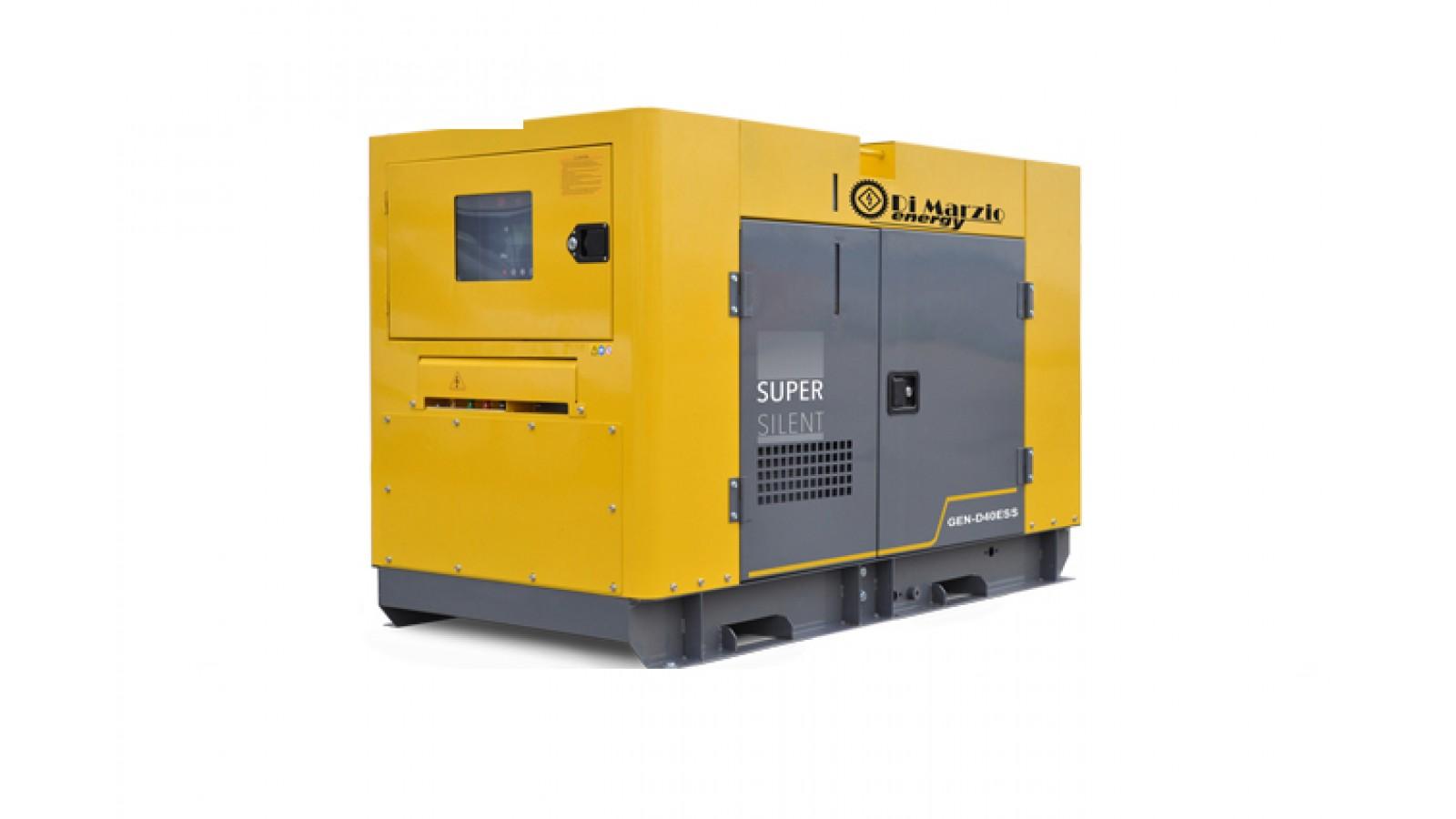 Generatore di corrente 40 kw diesel avviamento for Gruppo elettrogeno 3 kw avviamento automatico