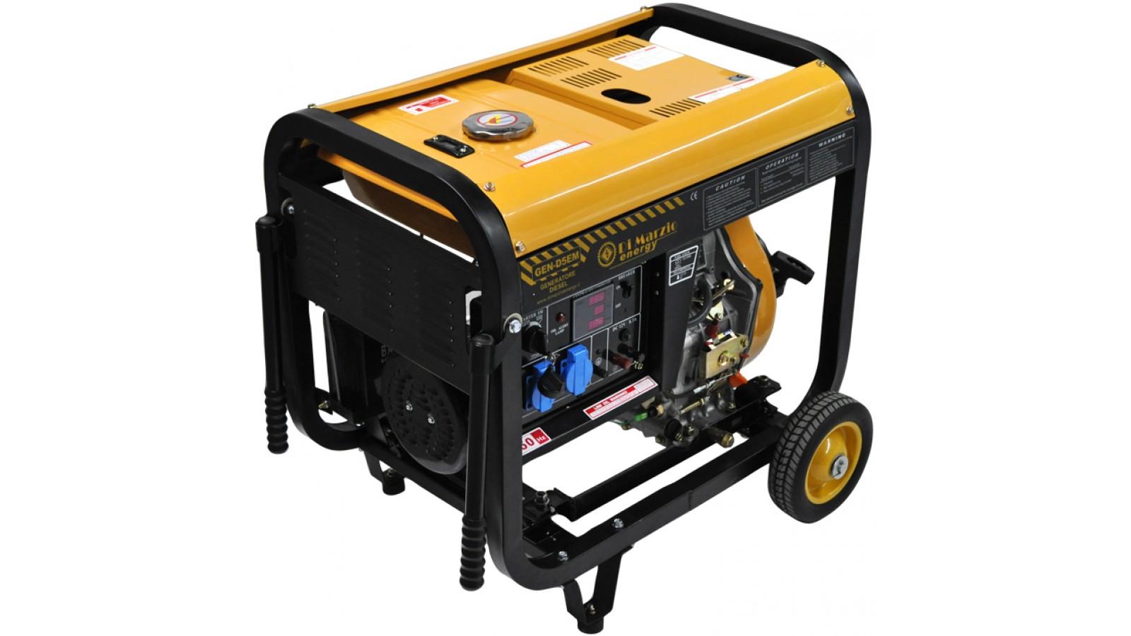 Generatore di corrente 4 5 kw diesel gruppo elettrogeno for Gruppo elettrogeno 3 kw avviamento automatico