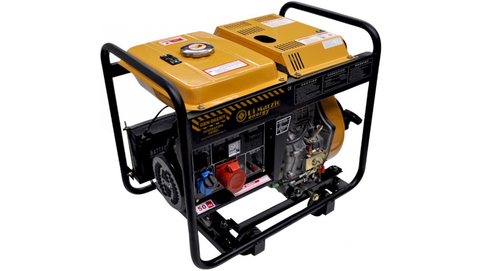 Gruppo elettrogeno 6 kw dispositivo arresto motori for Amazon gruppi elettrogeni