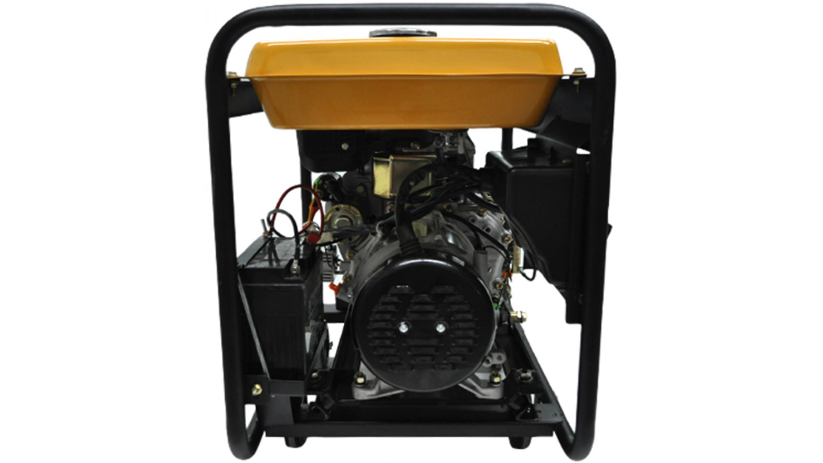 Generatore di corrente diesel 6 kw trifase gruppo for Generatore di corrente 10 kw