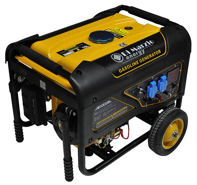 Generatore di corrente 1kw benzina gruppo elettrogeno for Gruppo elettrogeno 3 kw avviamento automatico