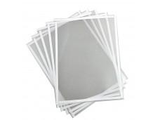 Set 10 pellicole protettive per schermo sabbiatrice 40x30 cm