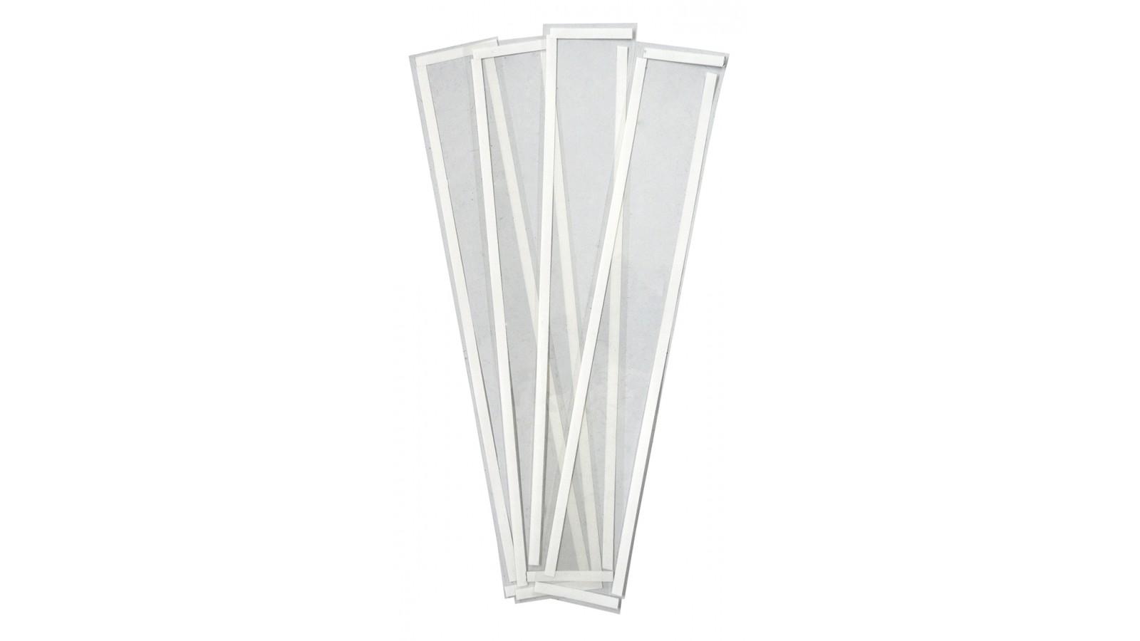 Set 10 pellicole protettive per plafoniera interna sabbiatrice 55x9 cm
