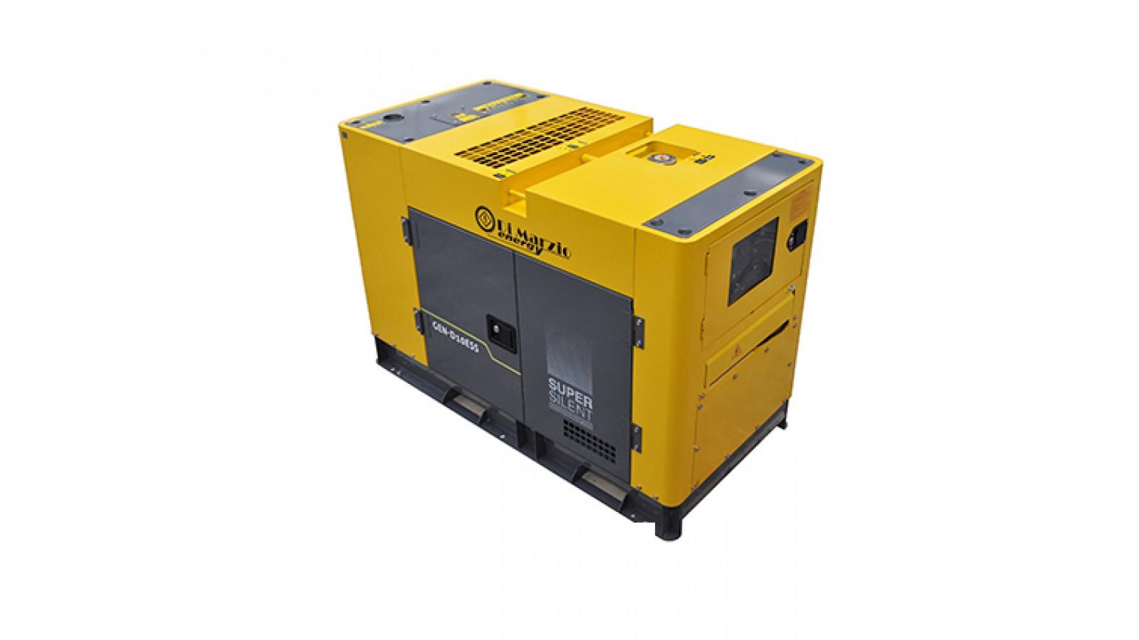 generatore di corrente 10 kw diesel avviamento