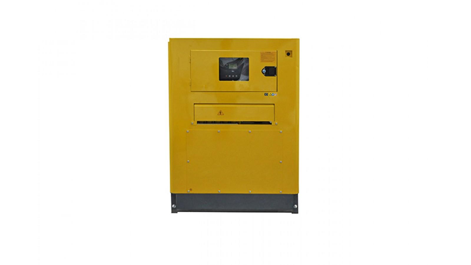 Generatore di corrente 40 KW Diesel - Avviamento automatico - Gruppo elettrogeno Super Silenziato